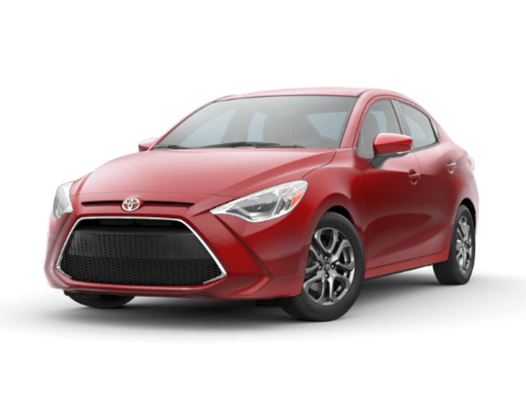 NEW 2019 Yaris Sedan Automatic Model 6262