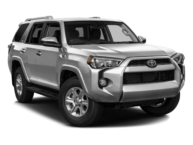 NEW 2017 4Runner SR5 2WD Model 8642