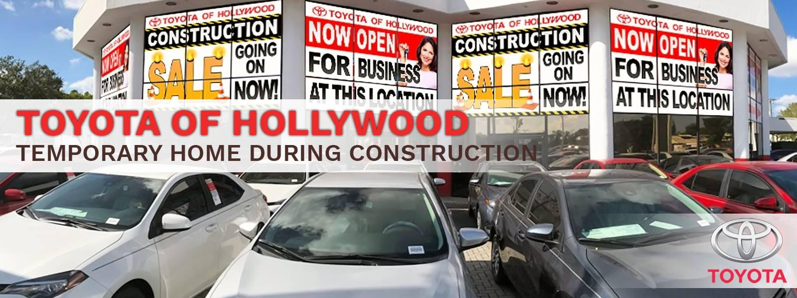 toyota of hollywood location