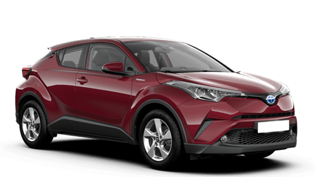 New 2018 Toyota C-HR XLE FWD Model 2404