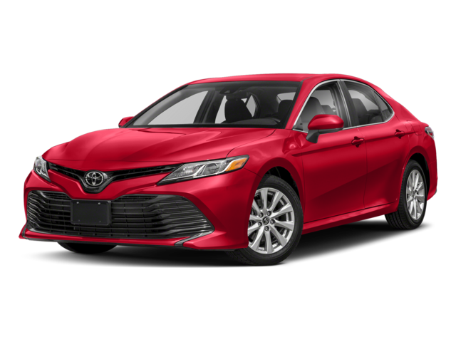 NEW 2018 Camry LE Auto Sedan 4 Cylinder Model 2532