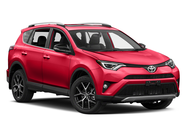 NEW 2018 RAV4 XLE FWD Model 4440