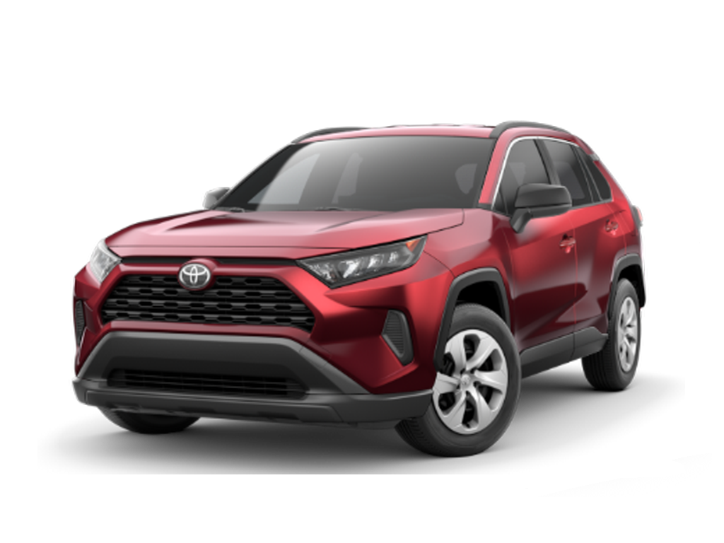 NEW 2019 RAV4 LE FWD Model 4430