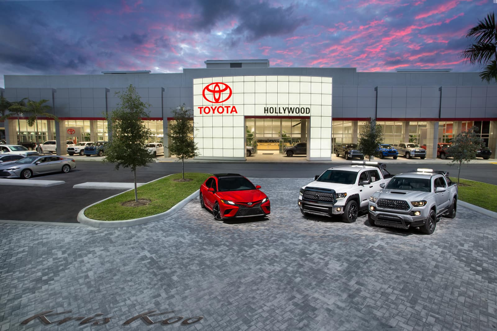 Toyota Dealership Fort Lauderdale >> Toyota Of Hollywood Fl Toyota Dealership In Hollywood Fl