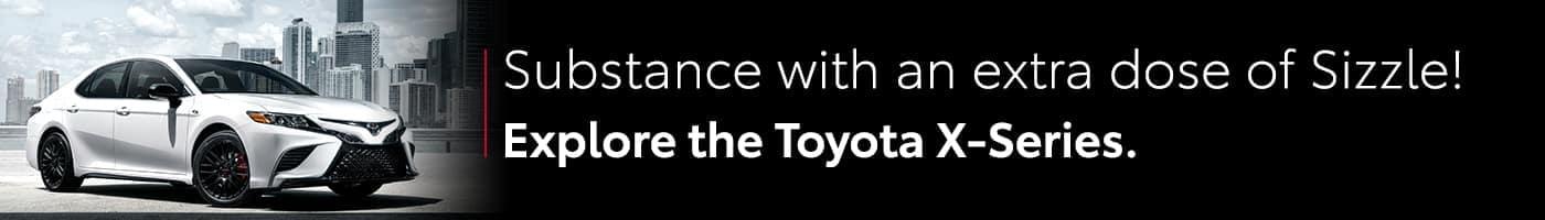 Toyota X-Series