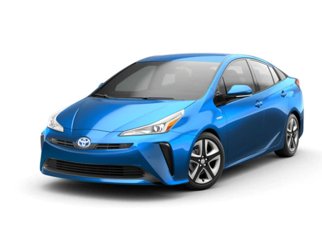 NEW 2019 Prius LE Hybrid Liftback Model 1223