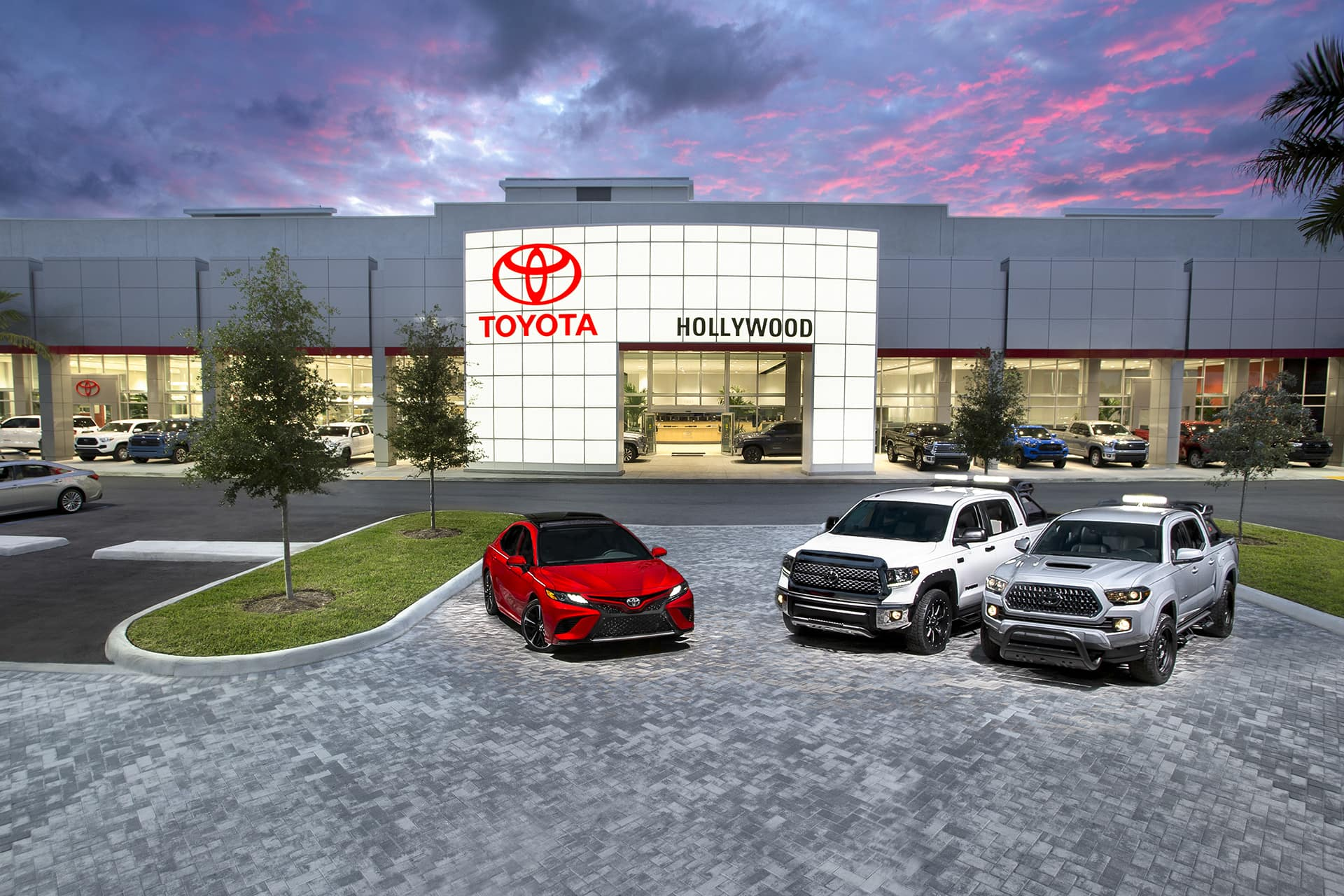 Toyota of Hollywood FL