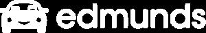 Edmunds logo in white