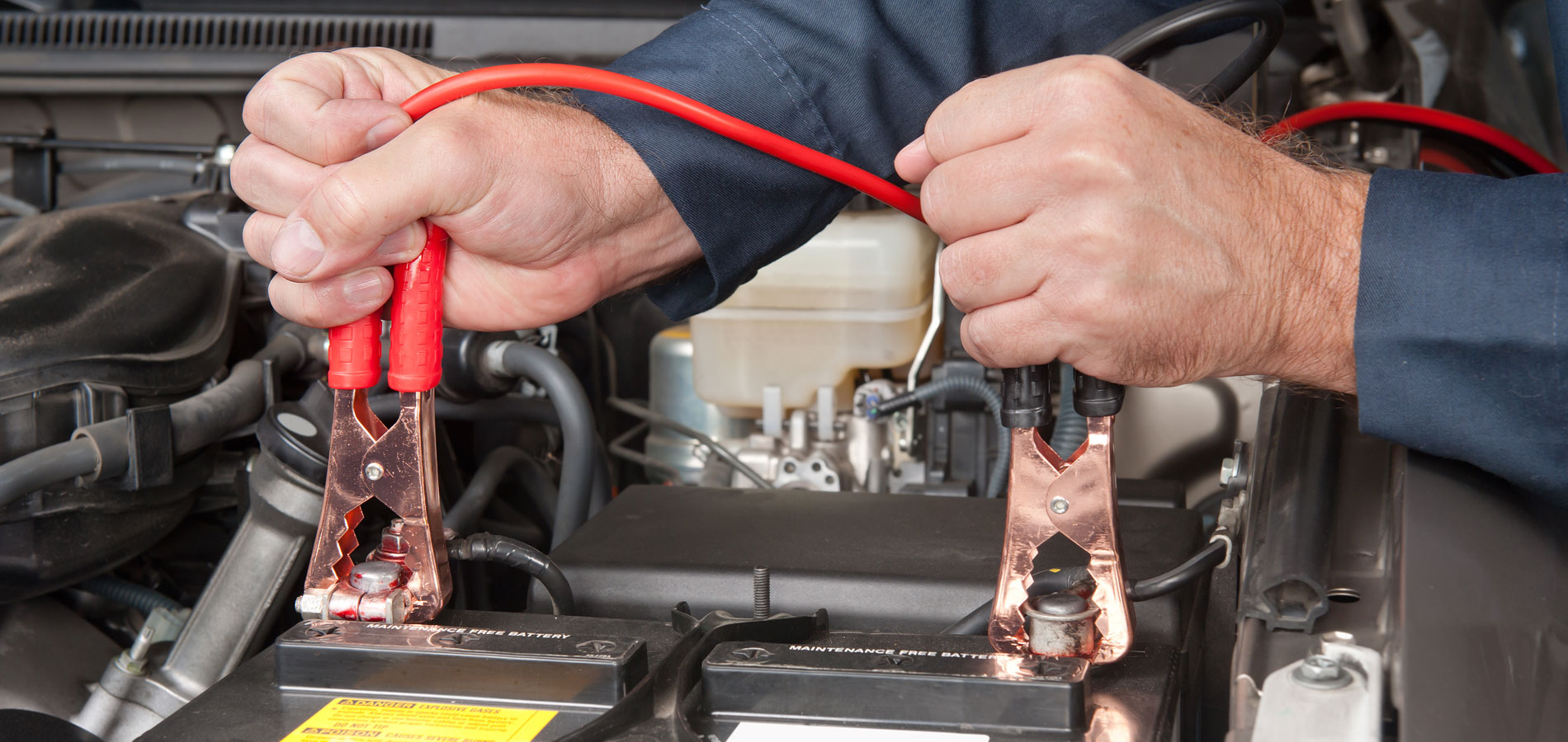 Chevrolet Sonic Repair Manual: Battery Positive and Negative Cable Replacement