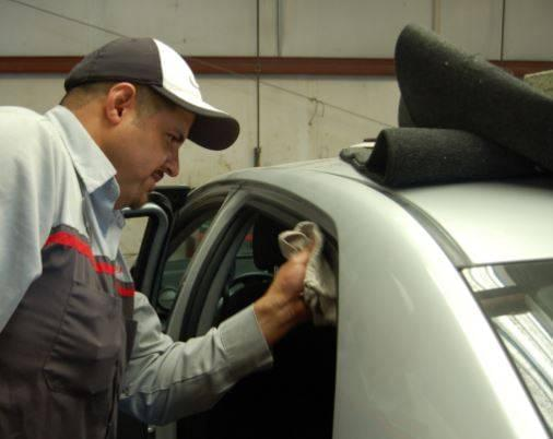 Detailing Your Vehicle