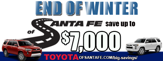Save $7000 end of winter