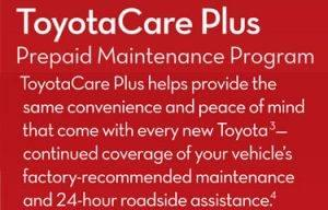 ToyotaCare Plus