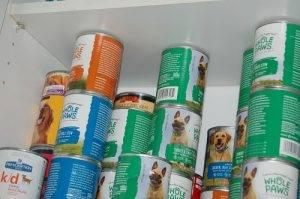 Donate Canned Pet Food