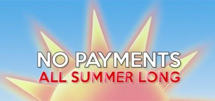 No Payments All Summer Long 425x200