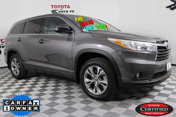 Certified Pre-Owned 2016 Toyota Highlander LE Plus AWD GS224928P