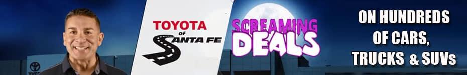 Screaming Deals