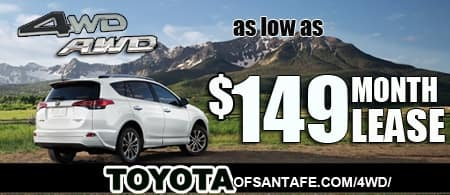 AWD 4WD starting at $149/month