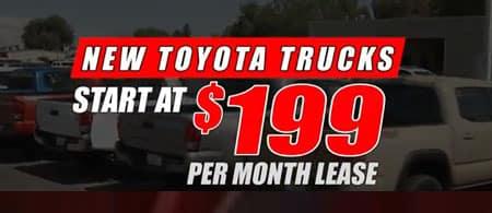 Trucks $199/month