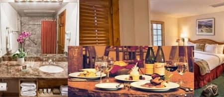 Hotel Santa Fe Picuris Jr Suite with Dinner at Amaya