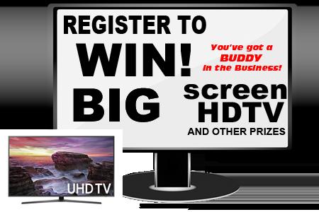 Register to Win HDTV