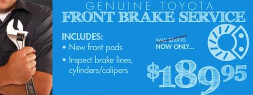521x197 front brake service 189pt95