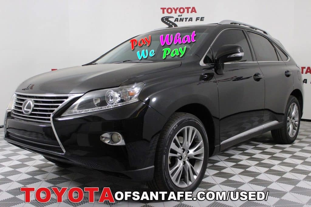 Pre-Owned 2013 Lexus RX 350 AWD DC194231T
