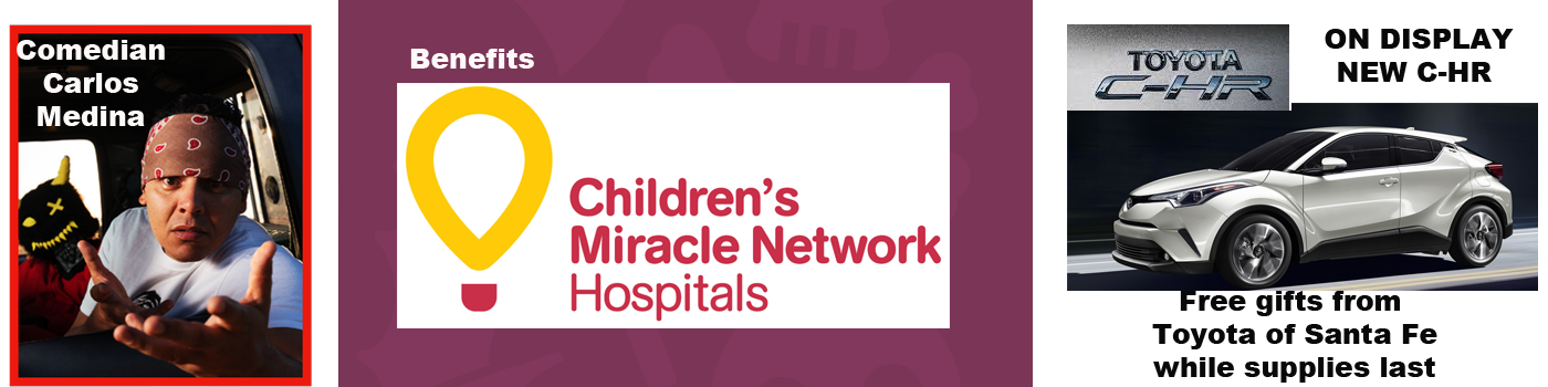 Carlos Medina Childrens Miracle C-Hr