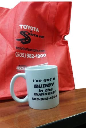 I've Got a Buddy Mug