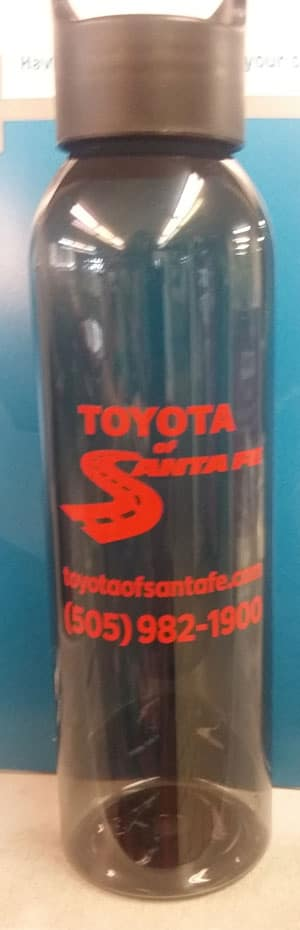 Toyota water bottle