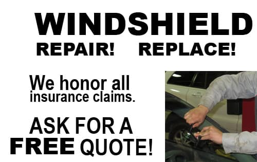 Windhsield Repair Replace
