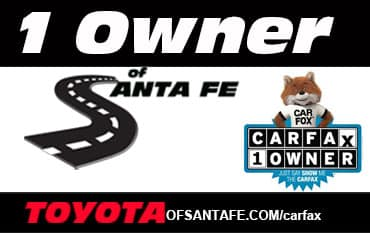 One Owner Carfax of Santa Fe