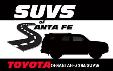 Suvs of santa Fe