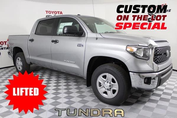 New 2019 Toyota Tundra SR5 CrewMax 5.5' Bed 5.7L  KX803083
