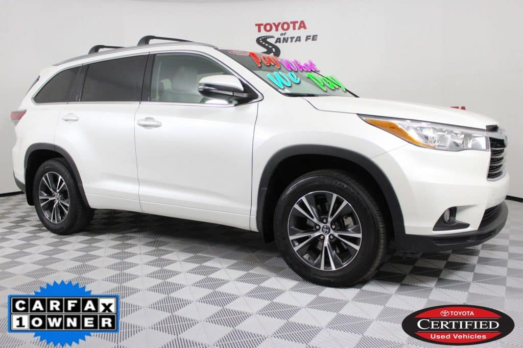 Certified Pre-Owned 2018 Toyota Highlander LE Plus AWD Sport Utility Vehicle JS803861P