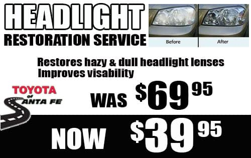 headlight special