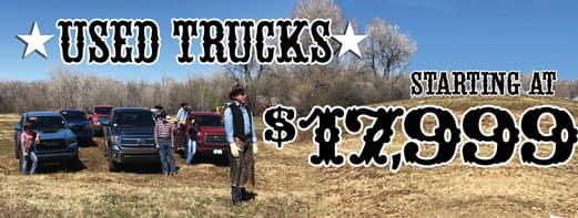 Trucks for $17999
