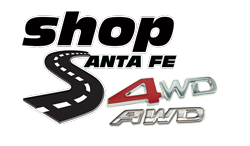 Shop Santa Fe 4wd AWD