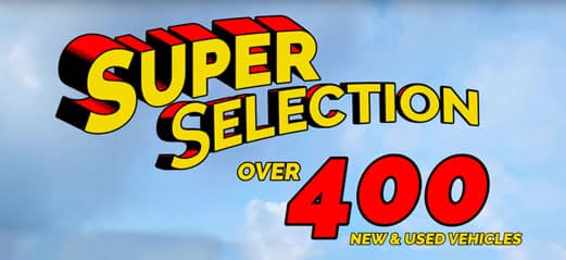 Super Selection over 400