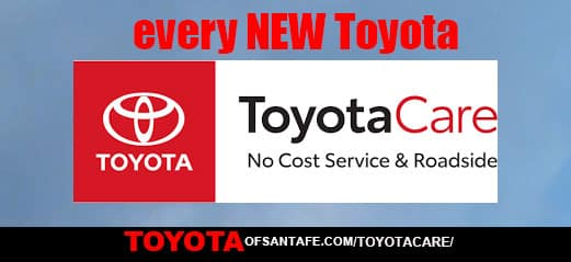 Every New Toyota ToyotaCare