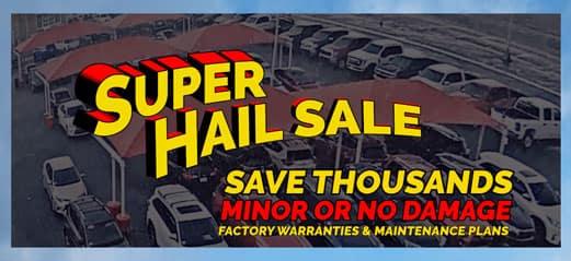 Super Hail Sale Save Thousands