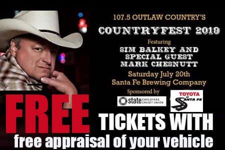 450x300_free tickets to Countryfest Mark Chestutt