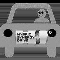 Toyota Hybrid Synergy ICON