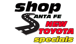 Shop New Toyota Specials