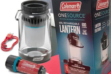 One Source Lantern