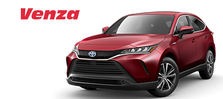 2021 Venza Red