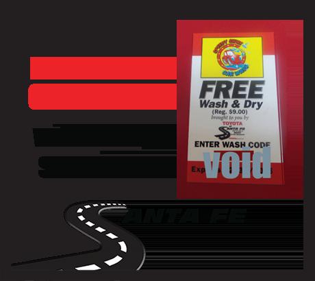 no charge car wash