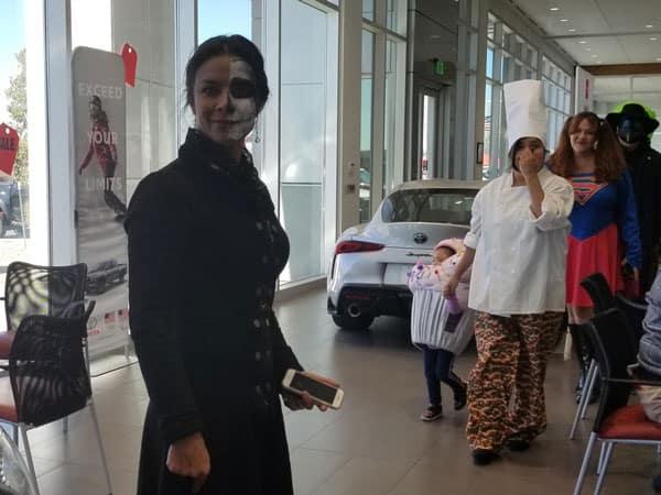 Halloween 2019 Maria