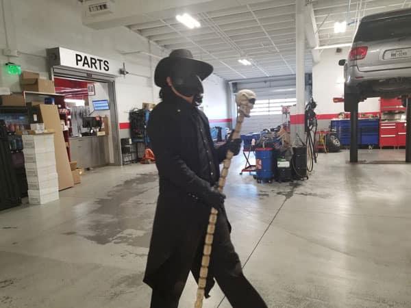 Halloween 2019 Bryan