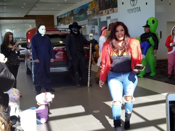 Halloween 2019 Erica