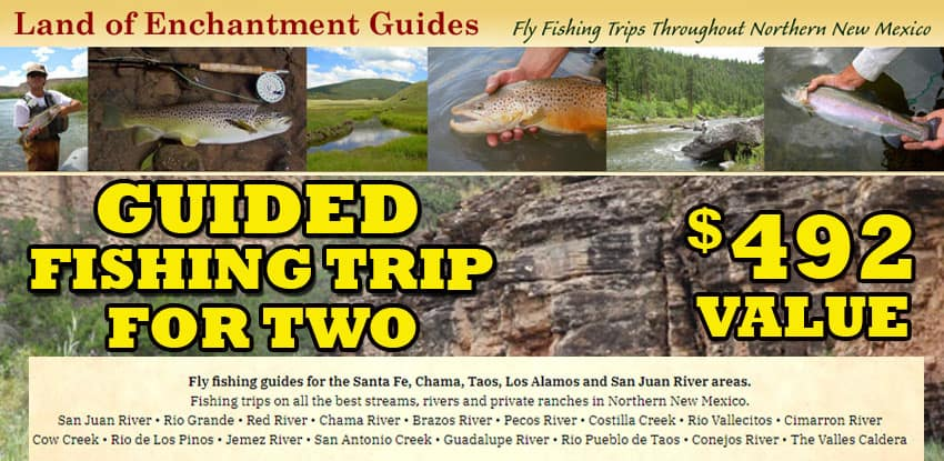 Fishing Trip $492 with Areas